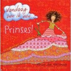 Hollander, Vivian den met ill. van Natascha Stenvert: Vandaag ben ik een prinses! (vol leuke knutsel- en verkleedtips)