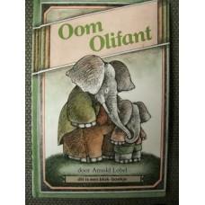 Blok-boekje door Arnold Lobel: Oom olifant