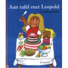 Aan tafel met Leopold: voorleesverhalen van verschillende auteurs
