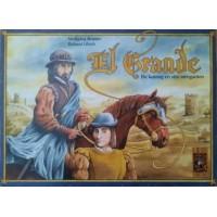 999 games: El Grande, de koning en zijn intriganten
