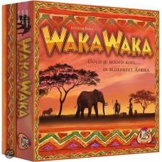 White Goblin Games: Waka Waka, houd je hoofd koel in bloedheet Afrika