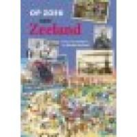 Op zoek naar Zeeland met 10 themaplaten van Danker Jan Oreel en Dubbelpuzzel Zeeuws platteland (plaat uit het boek)