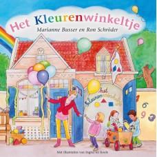 Busser, Marianne en Ron Schroder met ill. van Ingrid ter Koele: Het kleurenwinkeltje