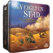 White Goblin Games: De vergeten stad, een avontuurlijke zoektocht in de verboden woestijn
