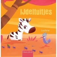 Loufane:  IJdeltuitjes (kijk- en raadboekje met flappen)