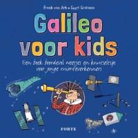 Ark, Frank van: Galileo voor kids, een boek boordevol weetjes en knutseltips voor jonge ruimteverkenners