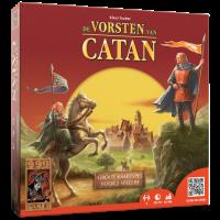 999 games: De vorsten van Catan (groot kaartspel voor 2 personen)