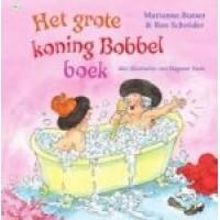 Busser, Marianne en Ron Schroder met ill. van Dagmar Stam: Het grote koning bobbel boek
