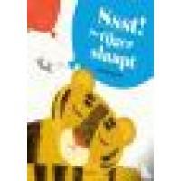 Kinderboekenweek prentenboek 2018: Ssst! de tijger slaapt door Britta Teckentrup