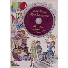 Lindgren, Astrid: Pippi Langkous, alle verhalen en de leukste liedjes ( boek met cd)