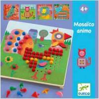 Djeco Mosaico animo ( dieren mozaïek)