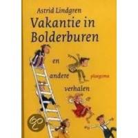 Lindgren, AstridVakantie in Bolderburen en andere verhalen