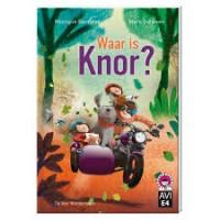 Berndes, Monique en Mark Janssen: Hoera, ik kan lezen ! Waar is  Knor (avi E4)