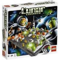 Lego: Lunar Command (3842)
