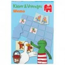 Velthuijs, Max:  Kikker en vriendjes Memo