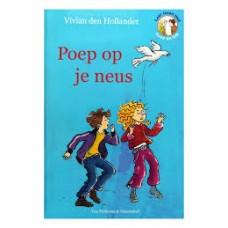 Hollander, Vivian den met ill. van Saskia Halfmouw: Leer lezen met Suus en Tim, poep op je neus