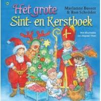 Busser, Marianne en Ron Schroder met ill. van Dagmar Stam: Het grote Sint- en Kerstboek