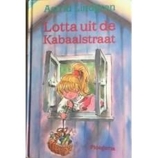 Lindgren, Astrid en Alex de Wolf: Lotta uit de Kabaalstraat
