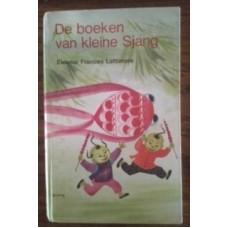 Lattimore, Eleanor Frances met ill. van Babs van Wely: De boeken van kleine Sjang ( kleine Sjang / KS en zijn vriendjes / KS en de konijntjes)