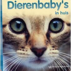 Dierenbaby's in huis door Vicky Weber ( WinklerPrins)