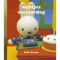 Bruna, Dick: Nijntjes verjaardag, een gouden boekje