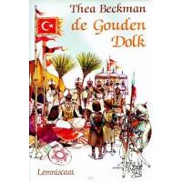 Beckman, Thea: De gouden dolk ( hardcover met stofomslag)