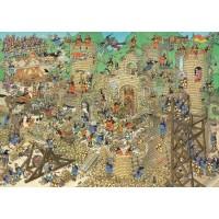 Jan van Haasteren 1000 stukjes: Middeleeuwen