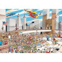 Jan van Haasteren 1000 stukjes: New York Marathon
