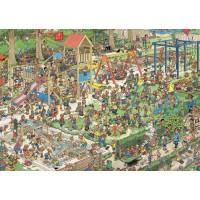 Jan van Haasteren 1000 stukjes: De Speeltuin