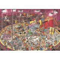 Jan van Haasteren 1000 stukjes: Het Circus