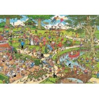 Jan van Haasteren 1000 stukjes: Het Park