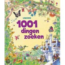 1001 dingen zoeken  (hardcover zoekboek 258 blz)