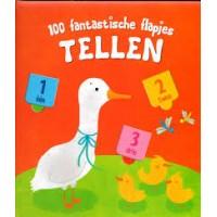 100 fantastische flapjes: Tellen (karton)