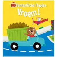 100 fantastische flapjes: Vroem! (karton)