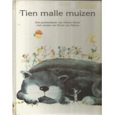 Heine, Helme met versjes van Ernst van Altena: Tien malle muizen (telboek)