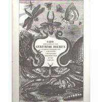 j.Johnstons naeukeurige beschryvingh van de natuur: 1489 afbeeldingen van gekerfde dieren ( vlinders, vliegen,wormen, slangen en draken)