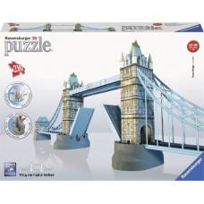 Ravensburger: 3D Puzzel van 216 stukjes, the tower bridge