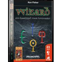 999 Games: Wizard, een kaartspel voor tovenaars- promospel