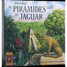 999 Games: De piramides van de jaguar door Gunter Burkhardt