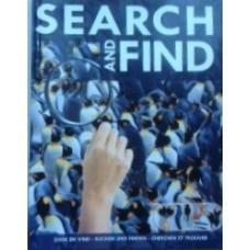 Zoekboek: Search and Find-dieren-animals