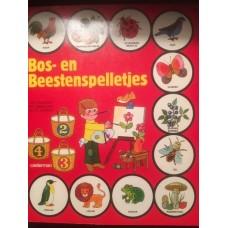 Gree, Alain en Luis Camps: Bos- en beestenspelletjes (100 manieren om saaie uren op te vrolijken)
