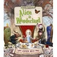 Carroll, Lewis: Lewis Caroll's Alice in Wonderland- open mij voor de vreemdste verrassingen