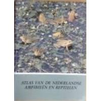 Atlas van de Nederlandse amfibieën en reptielen door Wim Bergmans en Annie Zuiderwijk