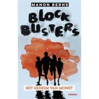 Berns, Manon: Block Busters, het geheim van Monet