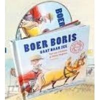 Kinderboekenweek prentenboek 2015 Boer boris gaat naar zee (met dvd)