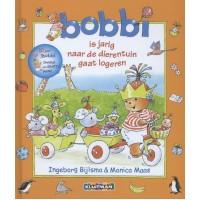 Bijlsma, Ingeborg en Monica Maas: Bobbi is jarig-naar-de-dierentuin-gaat logeren (jubileumboek 3 in 1) groot formaat