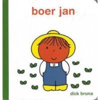 Bruna, Dick: Boer Jan (karton)