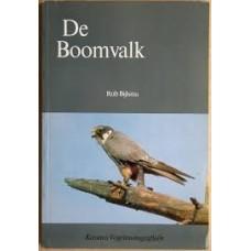 Kosmos vogelmonografieen: De boomvalk door Rob Bijlsma