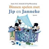 Schmidt, Annie MG en Fiep Westendorp: Binnen spelen met Jip en Janneke ( hardcover)