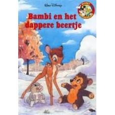 Disney Boekenclub: Bambi en het dappere beertje (met cd)